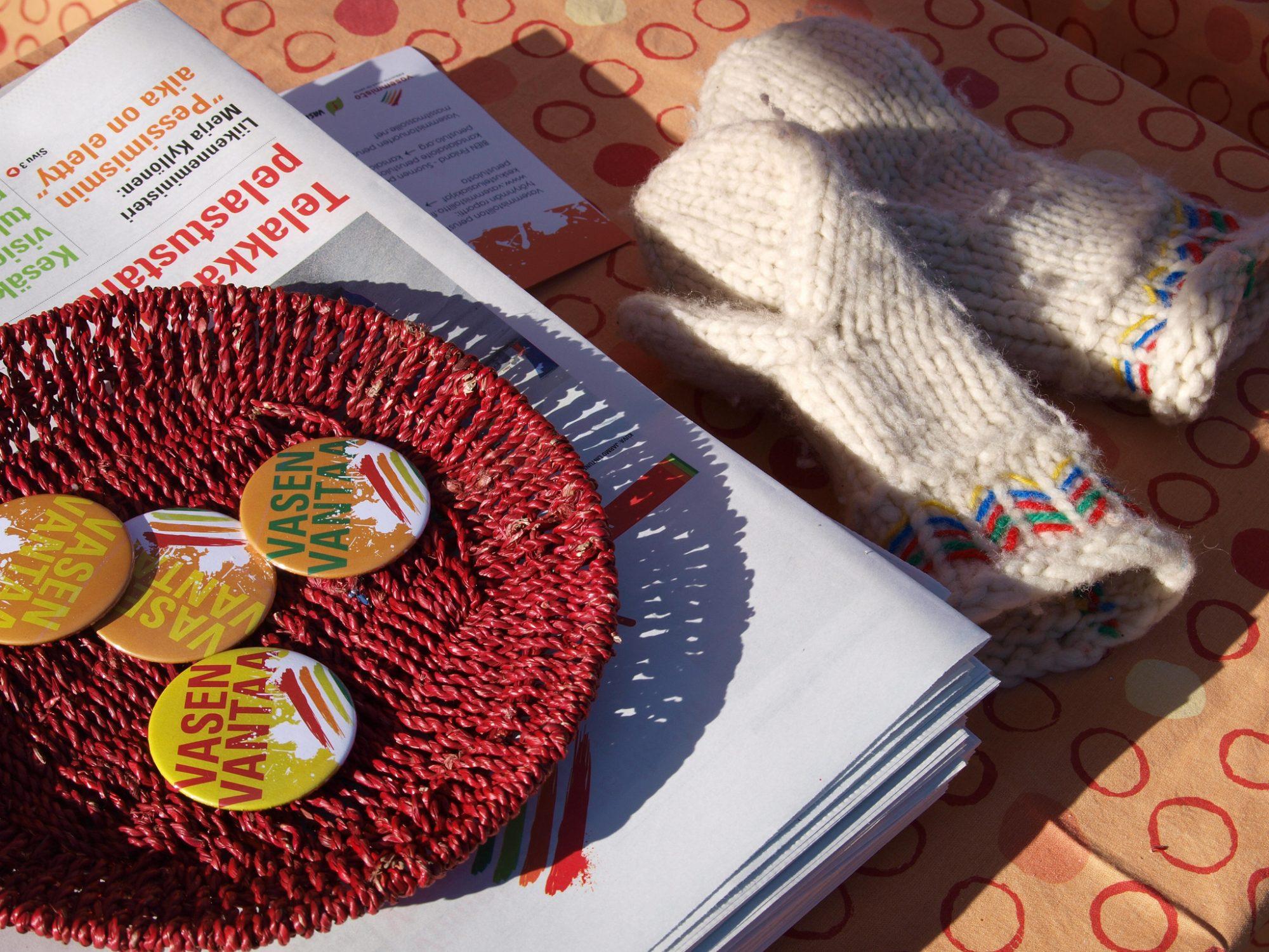 Paavo Korsossa 4.1.2012 – valokuvia